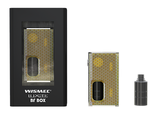 WISMEC LUXOTIC BF BOX