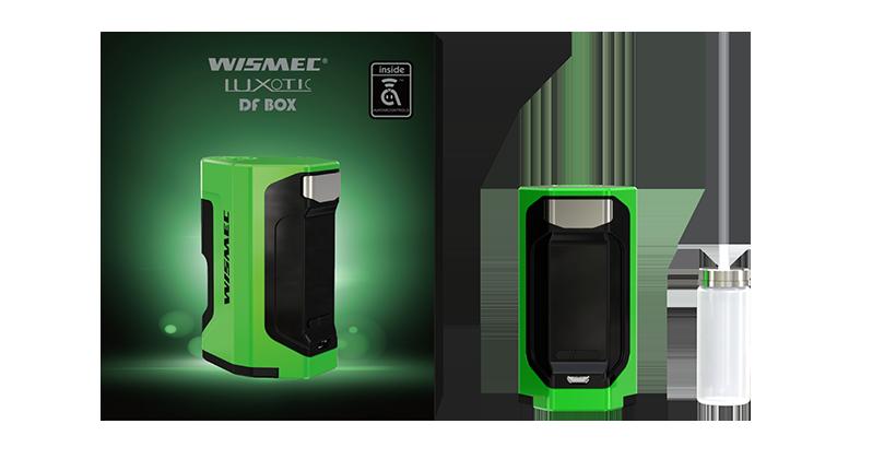 WISMEC LUXOTIC DF BOX