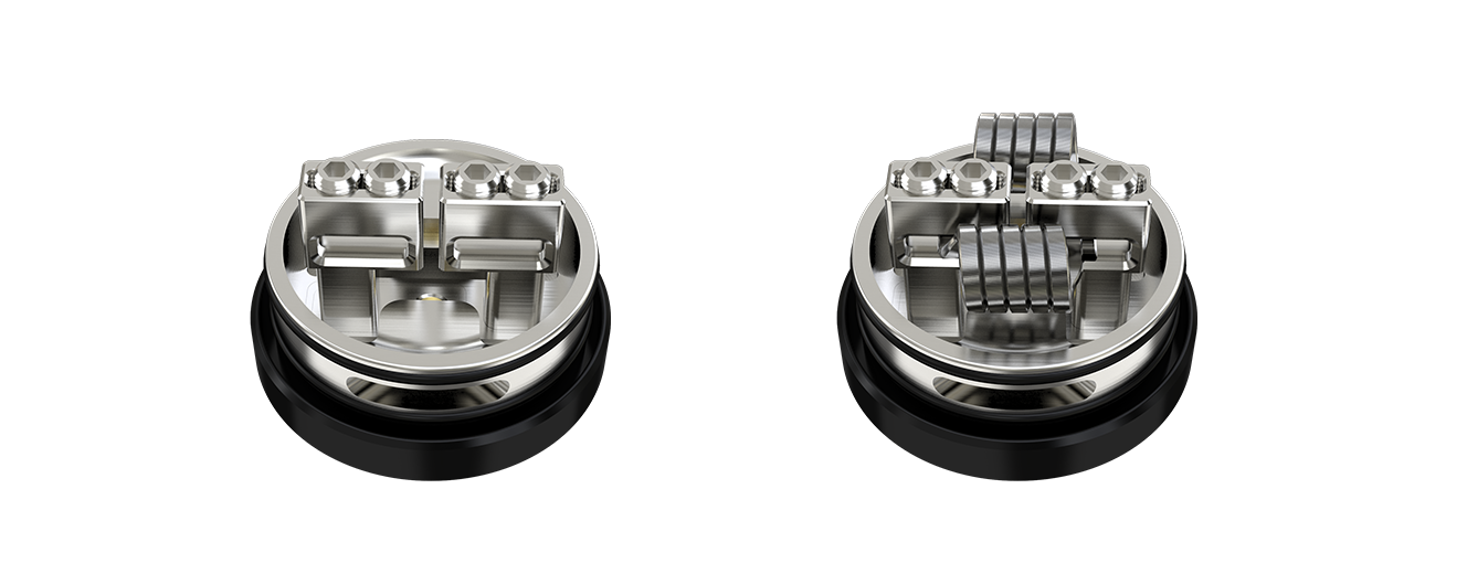WISMEC LUXOTIC NC with Guillotine V2 - Wismec Electronics Co ,Ltd