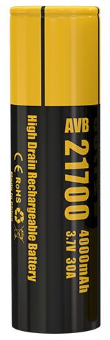 Avatar AVB 21700 Battery