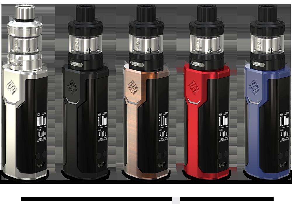 Sinuous P80 With Elabo Mini Kit Wismec Electronics Co Ltd